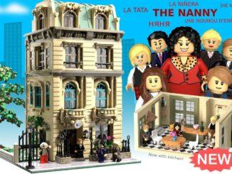LEGO Ideas The Nanny (1) Titel
