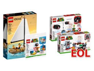 LEGO Onlineshop Aktionen August 2021 Titel Mario