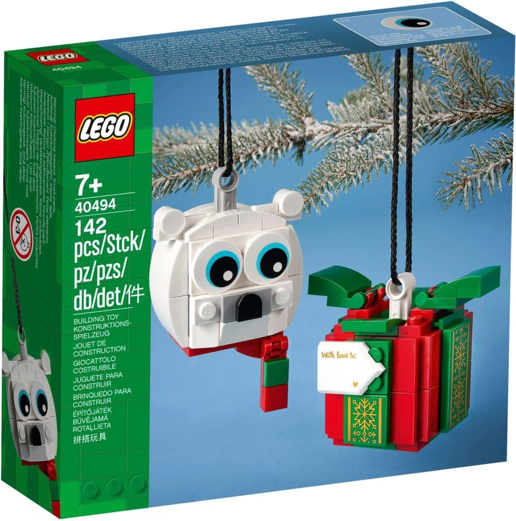LEGO Sonstiges 40494 Eisbär Und Geschenk 2