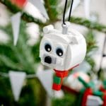 LEGO Sonstiges 40494 Eisbär Und Geschenk 5