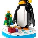 LEGO Sonstiges 40498 Weihnachtspinguin 1