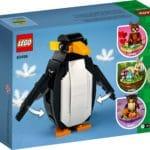 LEGO Sonstiges 40498 Weihnachtspinguin 3