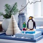 LEGO Sonstiges 40498 Weihnachtspinguin 4