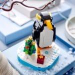 LEGO Sonstiges 40498 Weihnachtspinguin 5