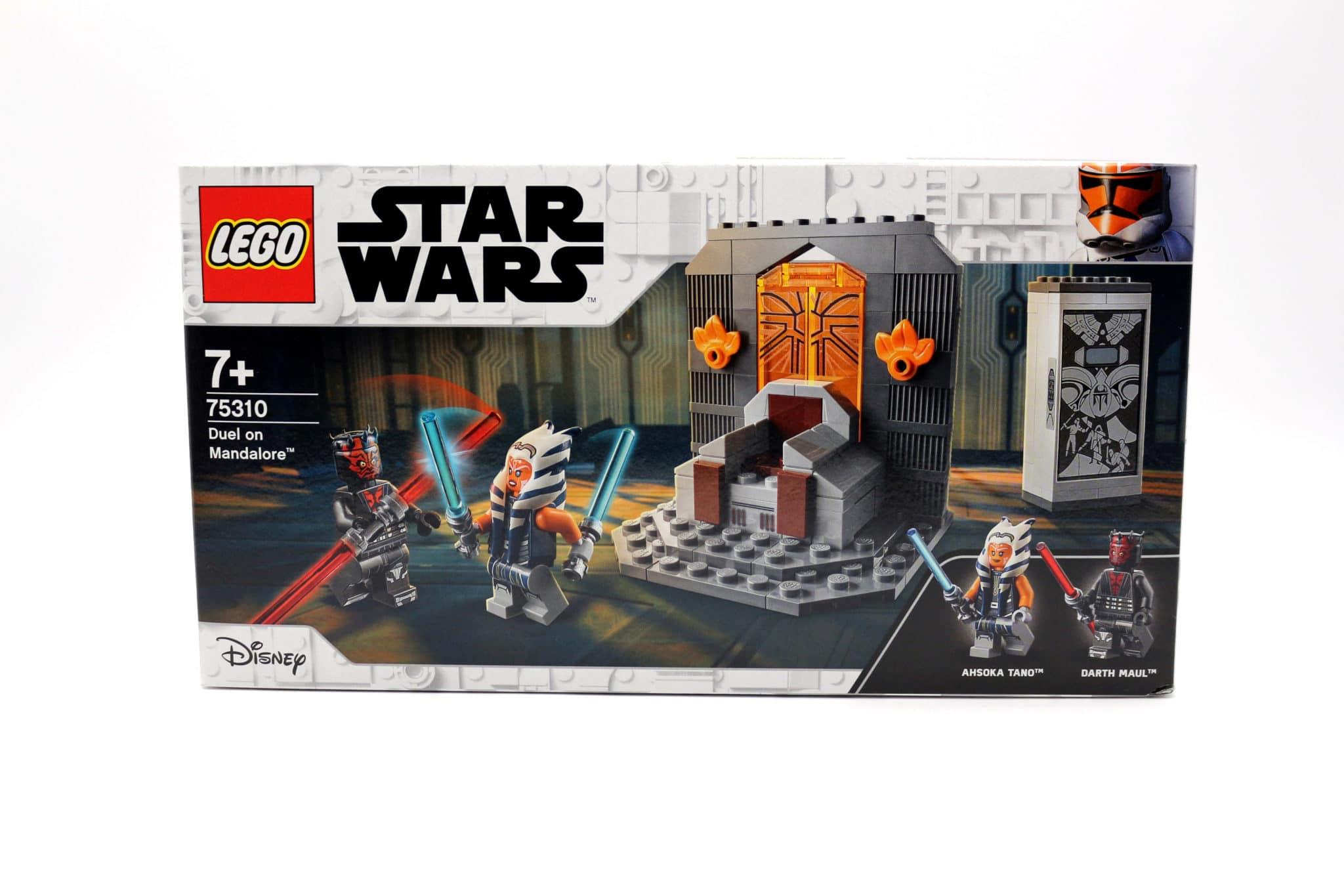 LEGO Star Wars 75310 Duel on Mandalore 1