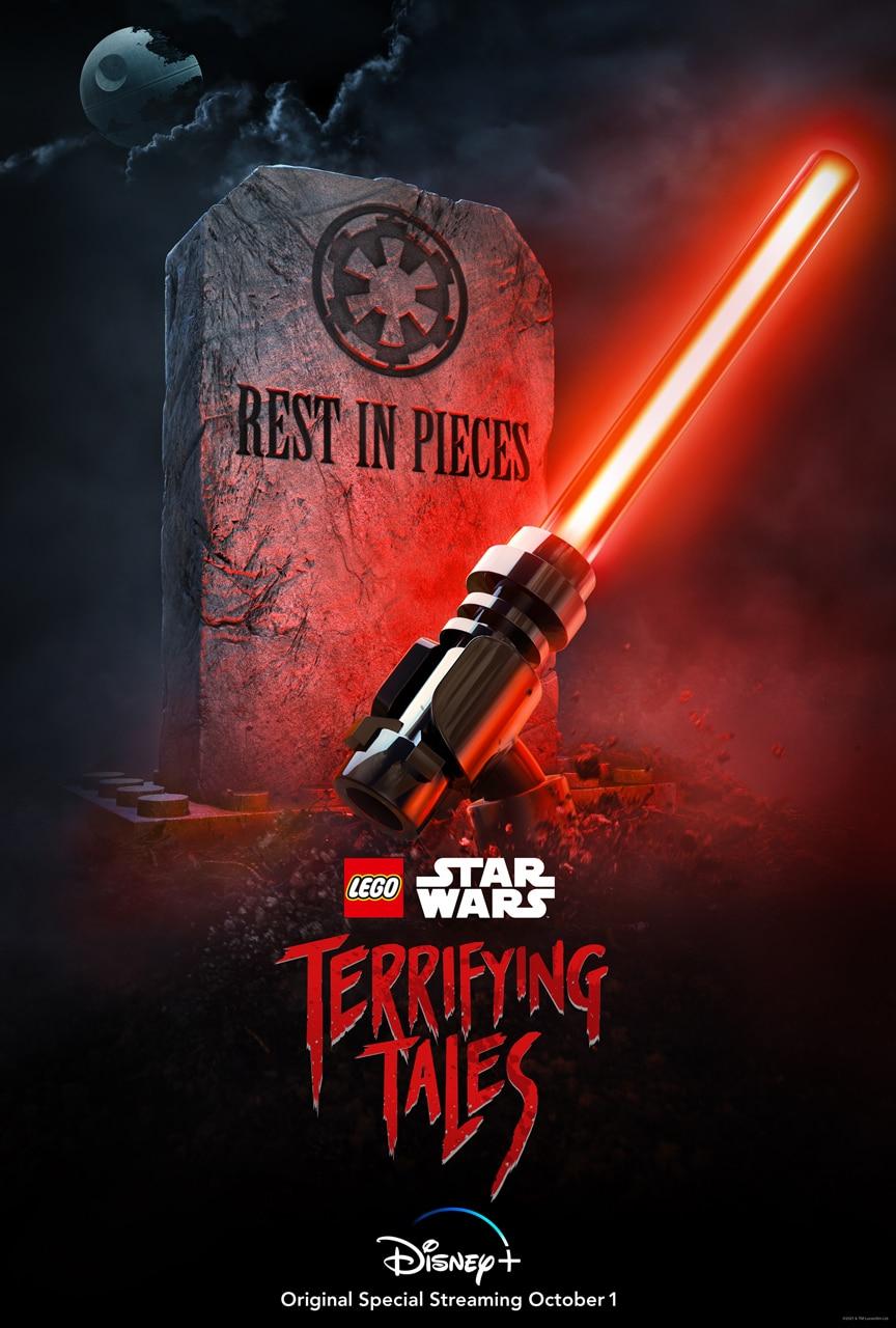 LEGO Star Wars Terrifying Tales Halloween Special
