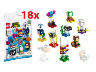 LEGO Super Mario 71394 Figuren Sammelserie 3 Seltene Figuren Titel2
