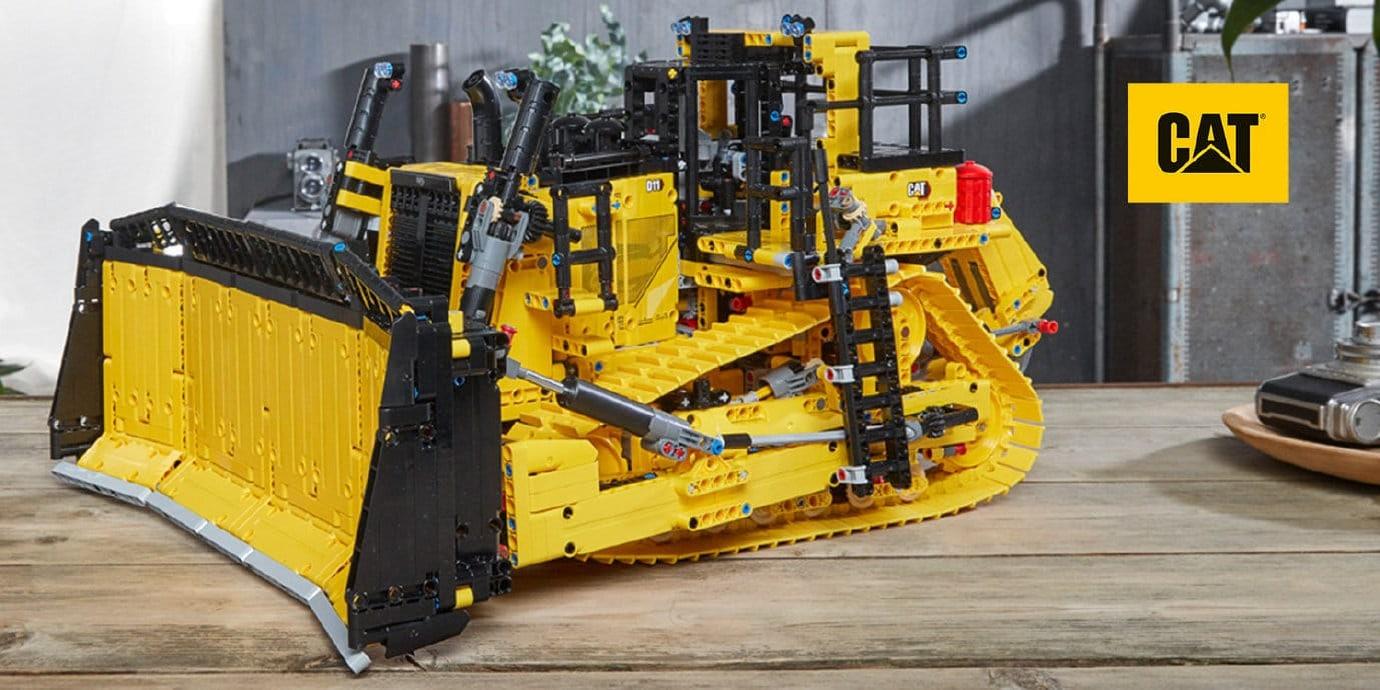 LEGO Technic 42131 Cat D11t Bulldozer Bilder 1u2