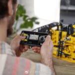 LEGO Technic 42131cat D11t Bulldozer App