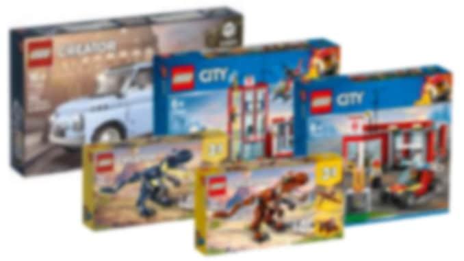 LEGO Testet Alternative Farben Titel 3