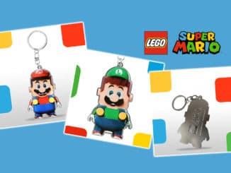 LEGO Vip Mario Prämien Titel
