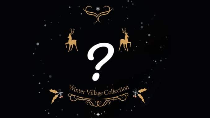 LEGO Winter Village Set 2021 Titel