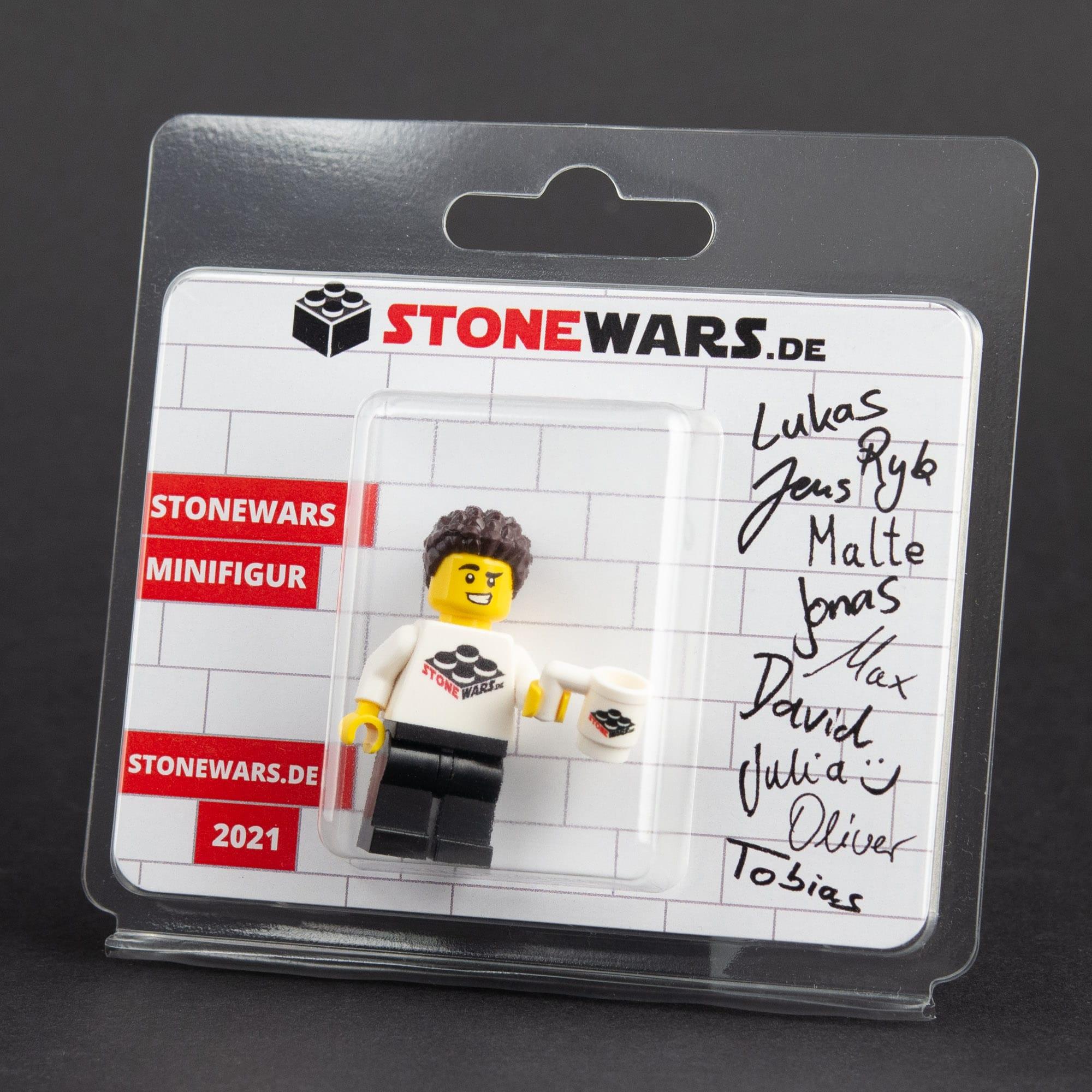 Stonewars Merch Minifigur Tasse01