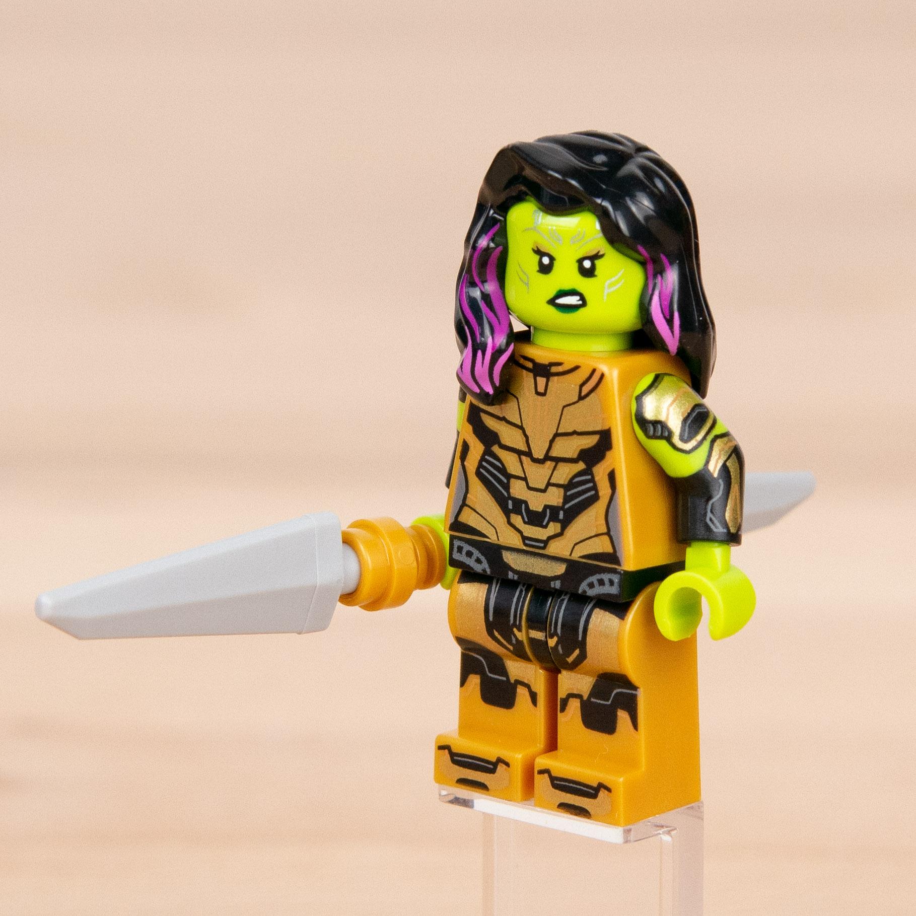 71031 Marvel Minifiguren Serie 24