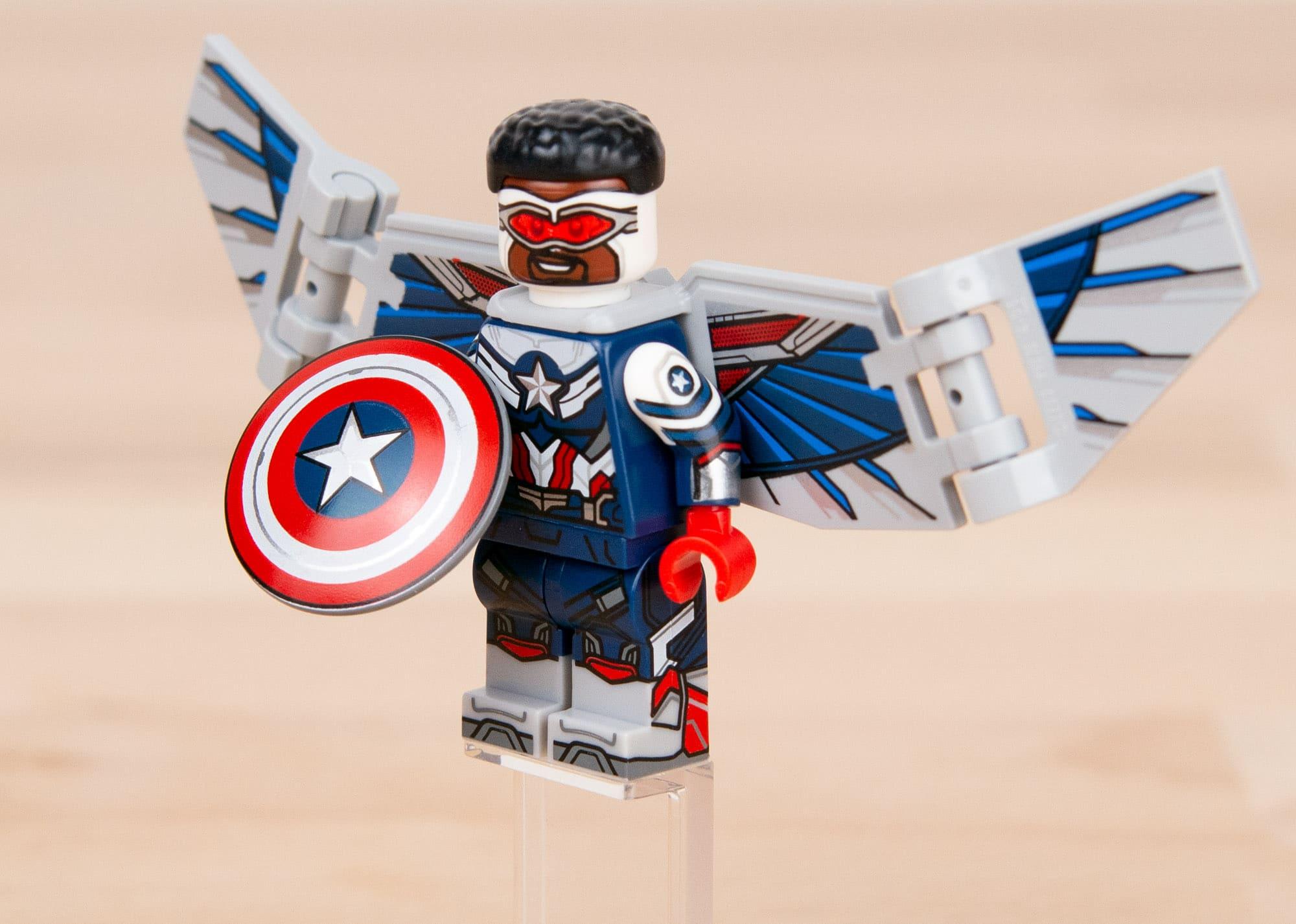 71031 Marvel Minifiguren Serie 29