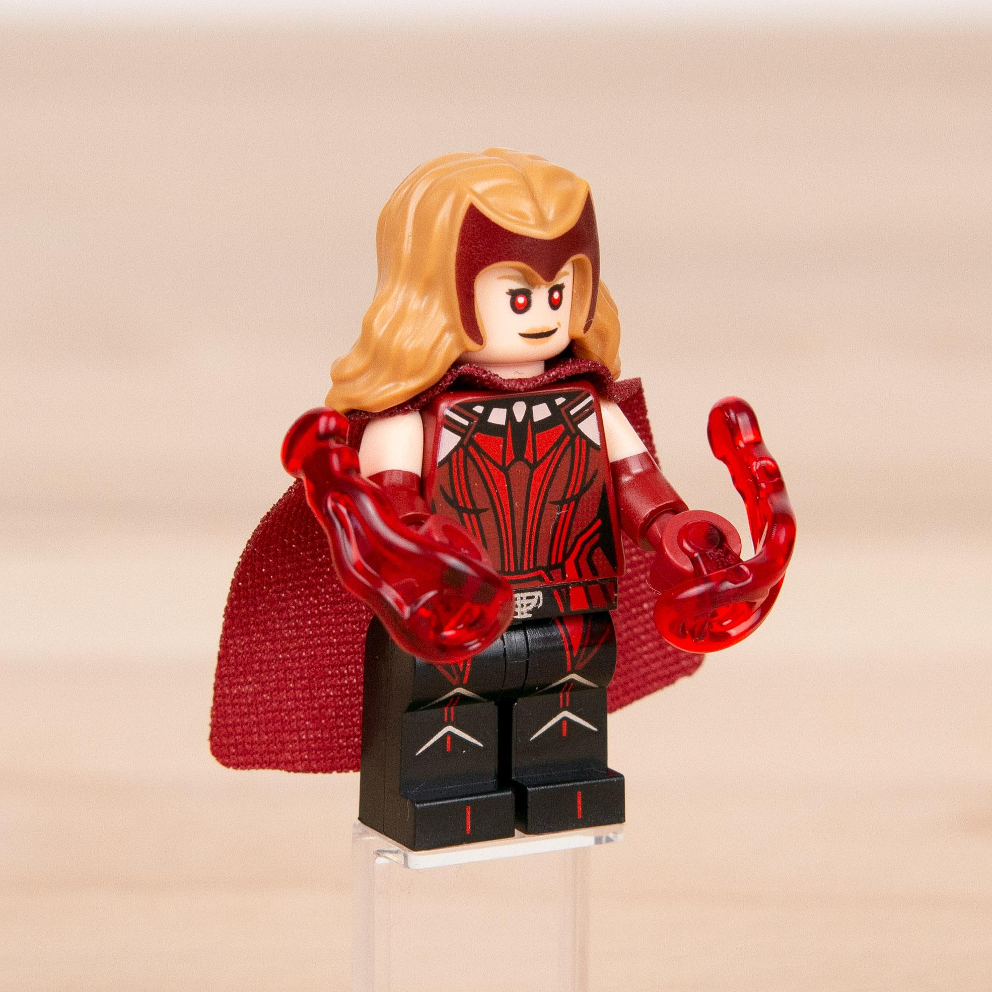 71031 Marvel Minifiguren Serie 3