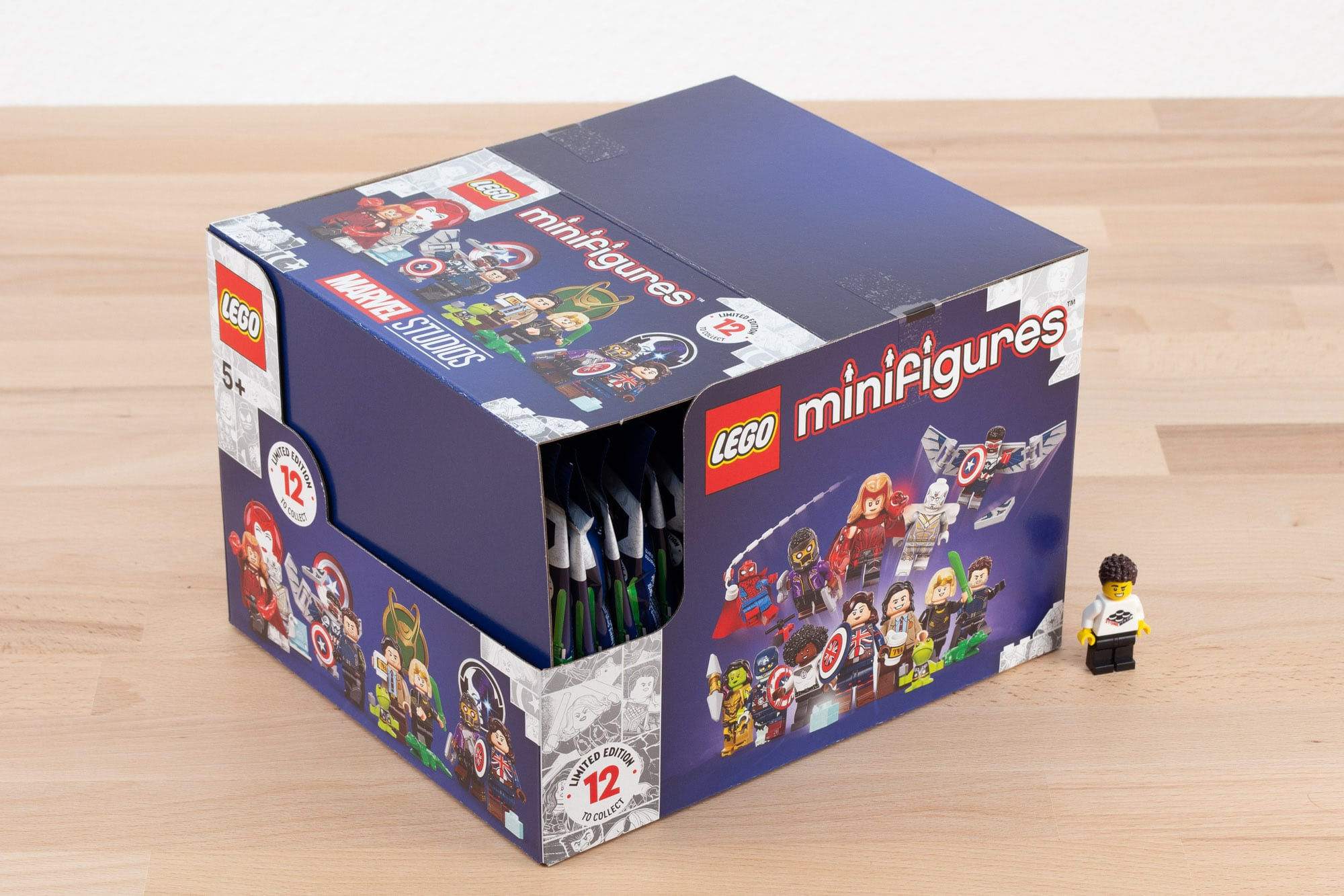 71031 Marvel Minifiguren Serie 44