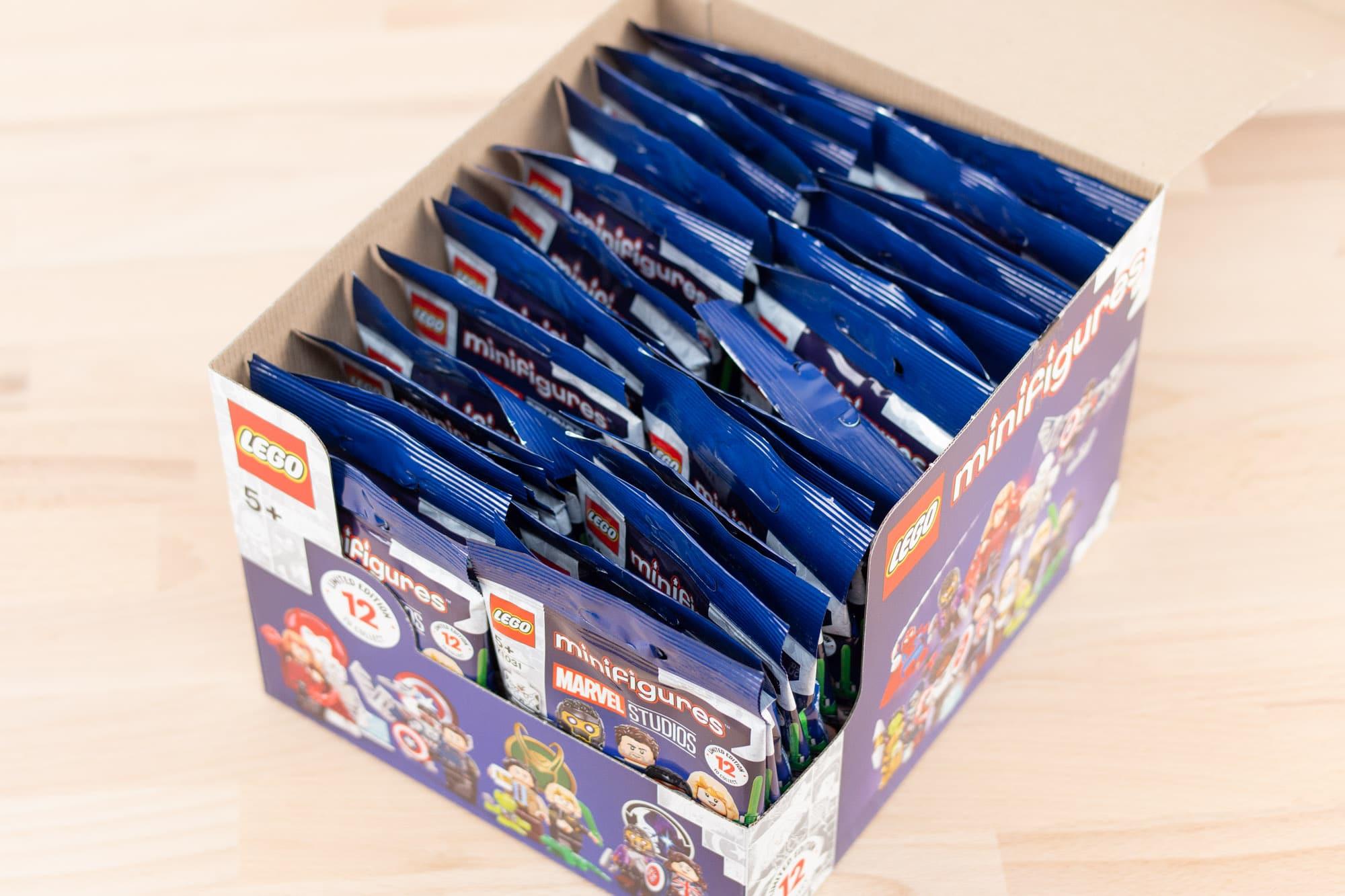 71031 Marvel Minifiguren Serie 46