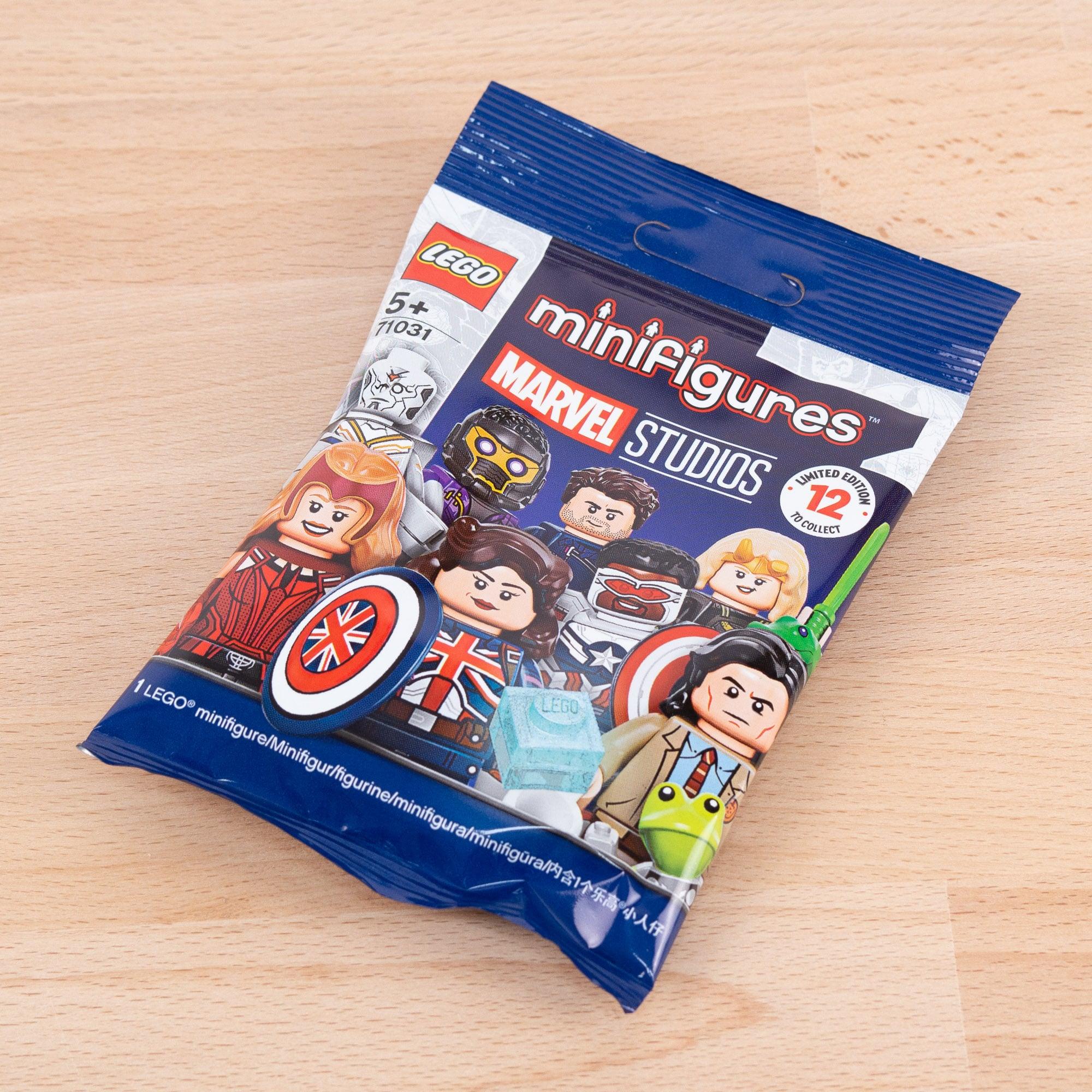 71031 Marvel Minifiguren Serie 47