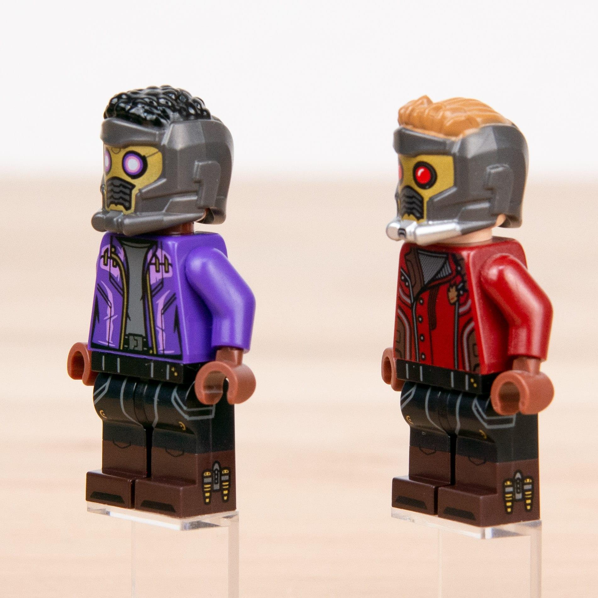 71031 Marvel Minifiguren Serie 61