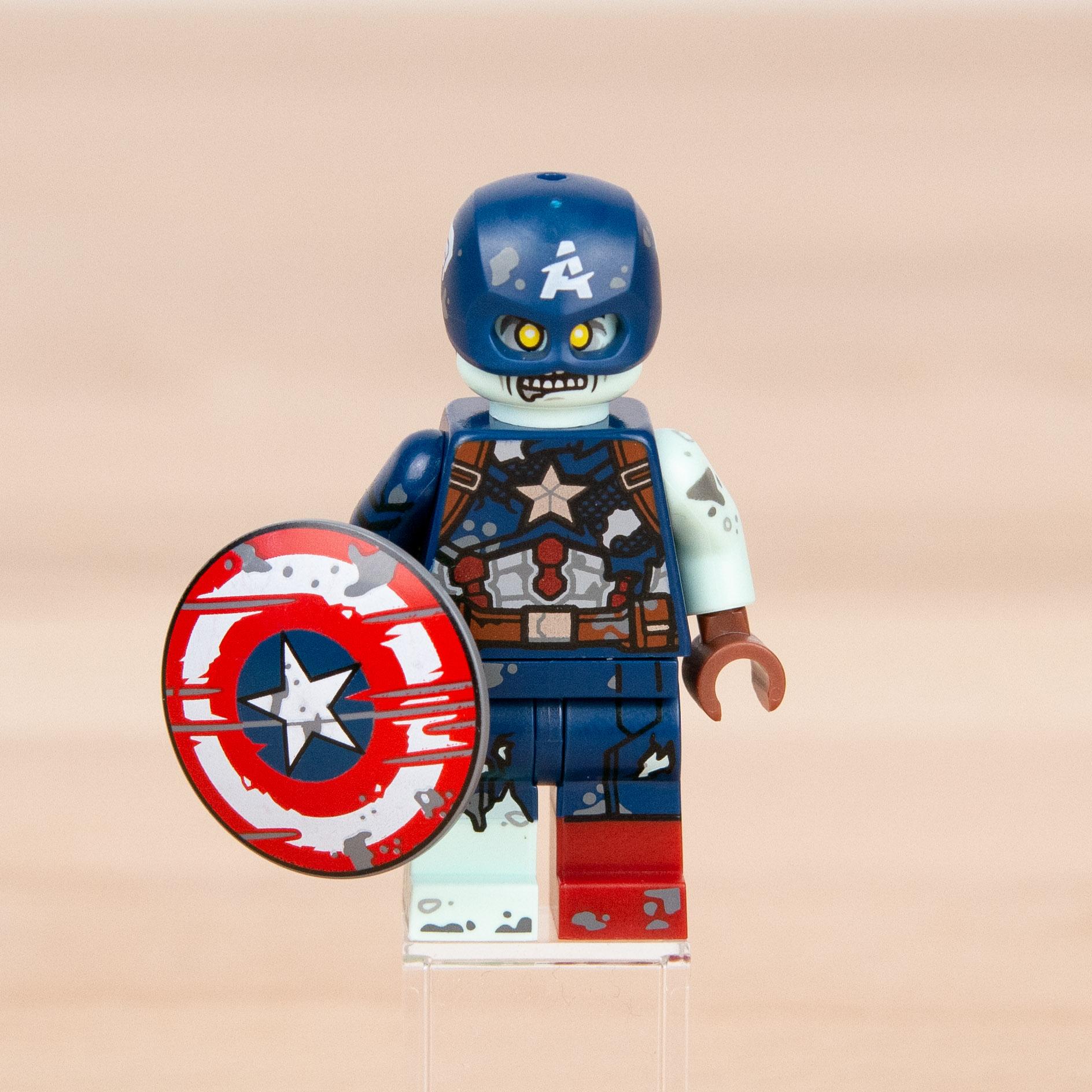 71031 Marvel Minifiguren Serie 7