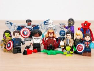71031 Marvel Minifiguren Serie Titelbild