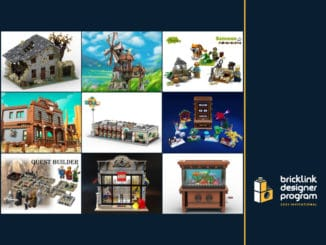 Bricklink Designer Program Bdp 2021 Runde 2