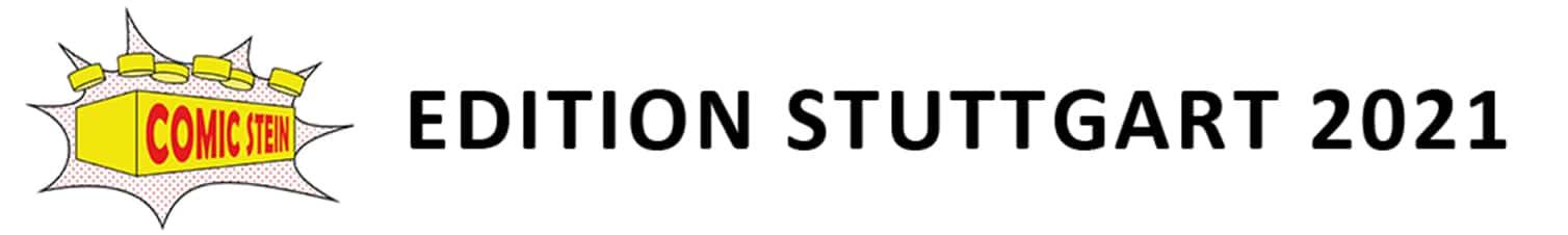 Comic Stein Stuttgart 2021 Banner