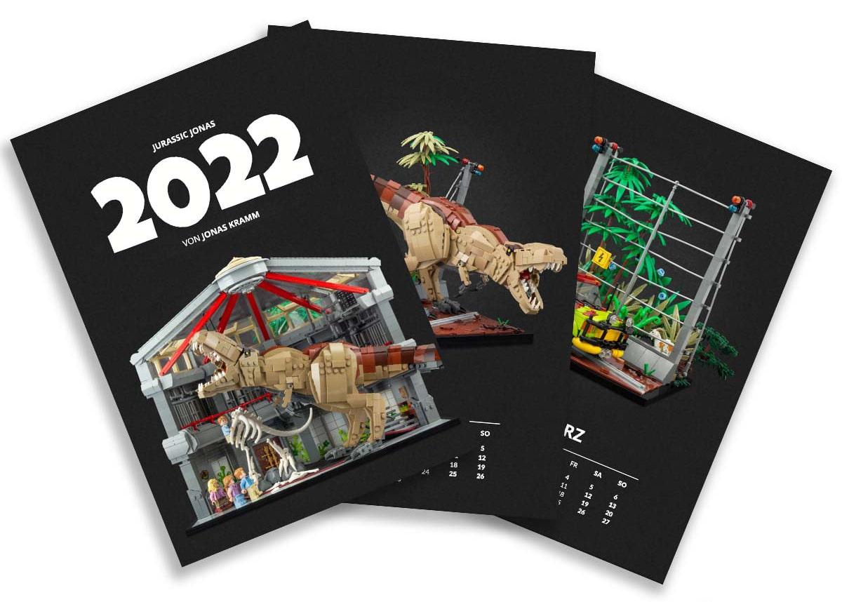 Jb Spielwaren Jurassic Jonas 2022