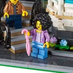 LEGO 10270 Minifigur Frau