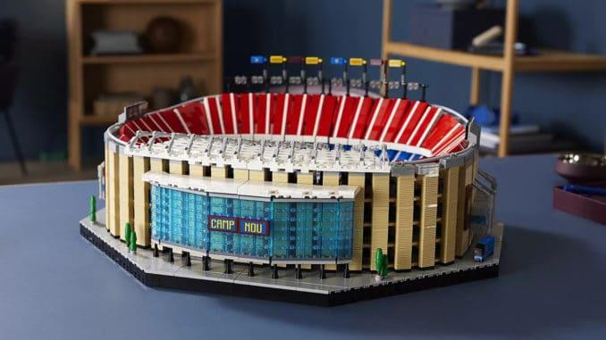 LEGO 10284 Camp Nou Fc Barcelona