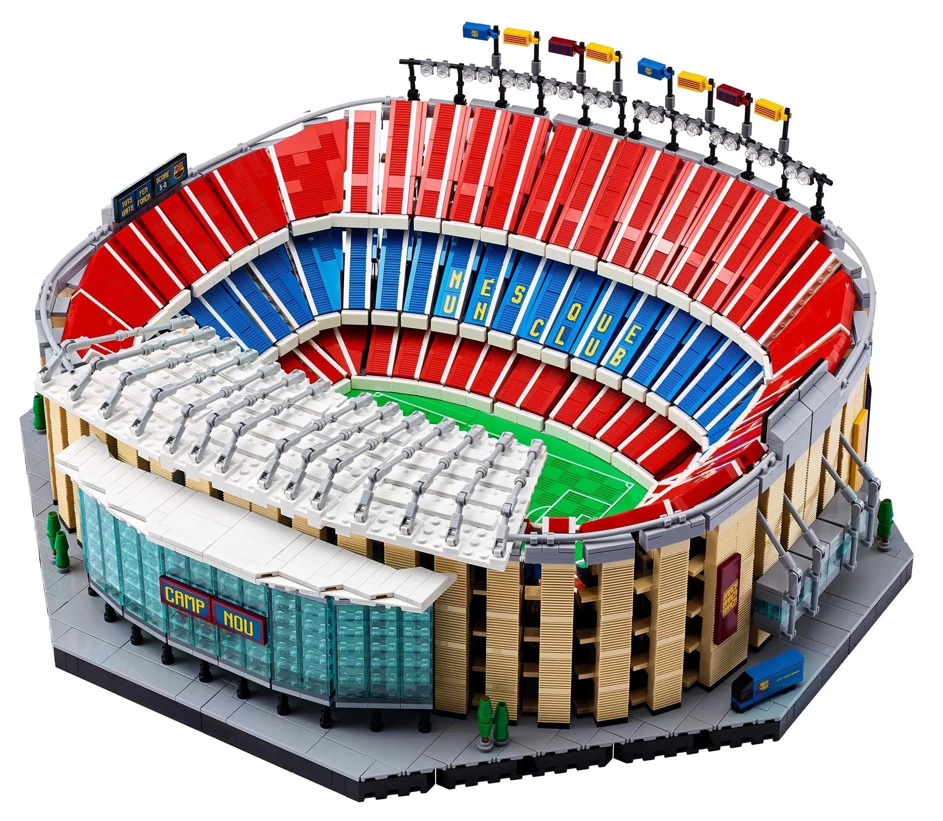 LEGO 10284 Fc Barcelona Camp Nou Stadion (33)