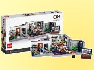 LEGO 10291 Queer Eye Loft