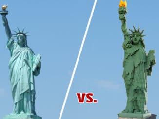 LEGO 3450 Statue Of Liberty Titel