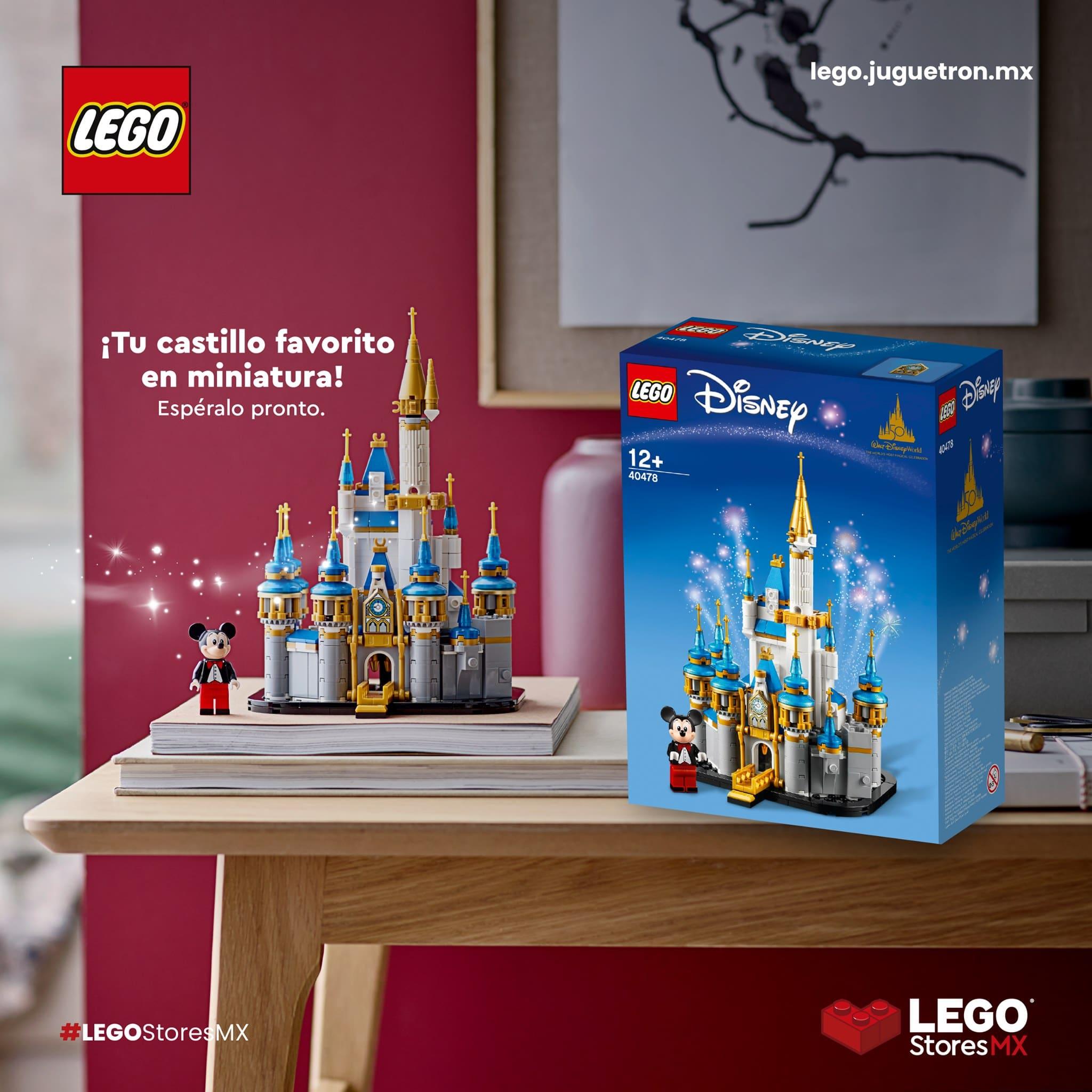 LEGO 40478 Disney Schloss