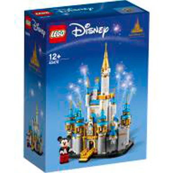 LEGO 40478 Kleines Disney Schloss Erstes Bild