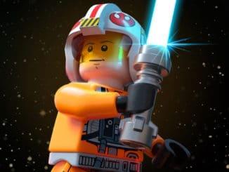 LEGO 40483 Luke Skywalkers Lichtschwert Gwp Titel