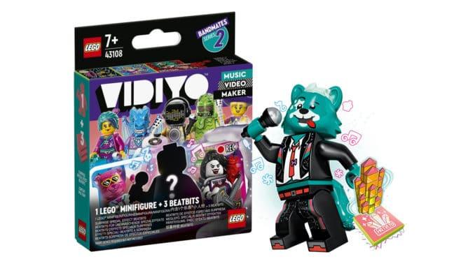 LEGO 43108 Bandmates Series 2 Titel