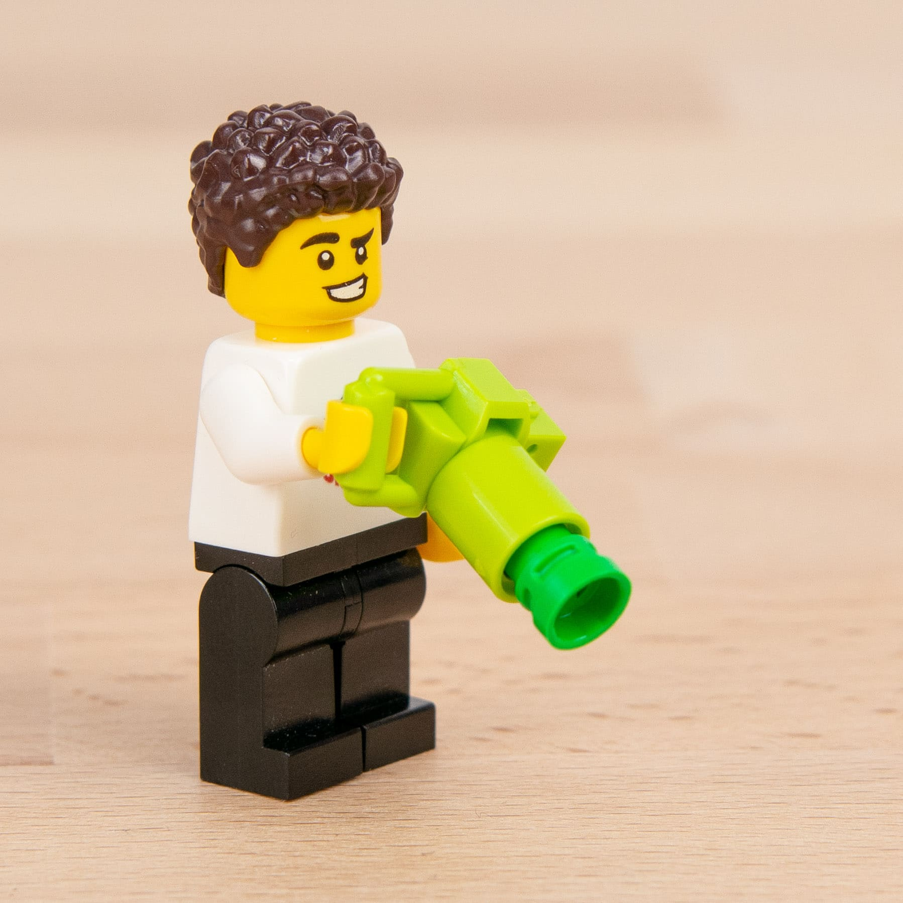 LEGO 65826 Technic Pin Gruen