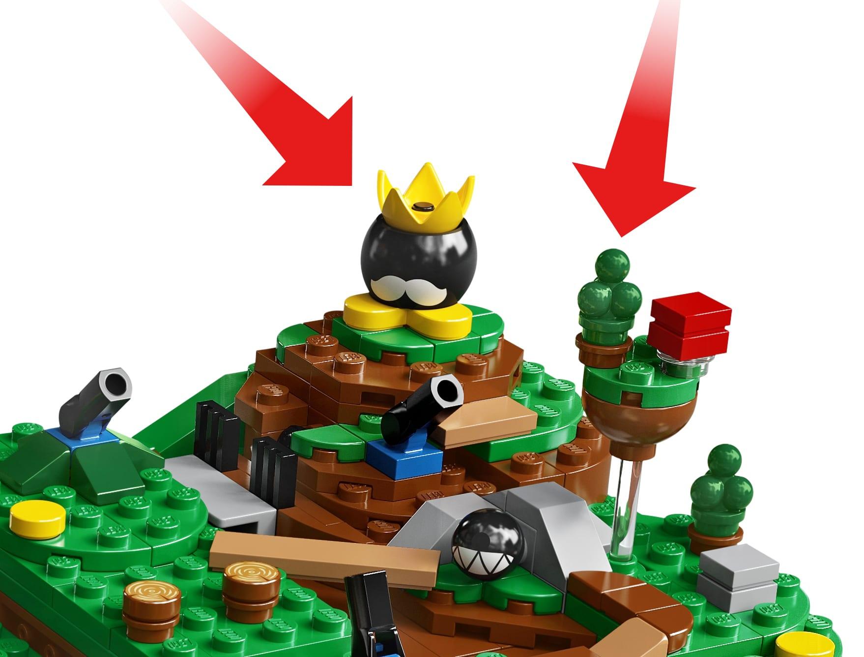 Nuove parti LEGO 71395