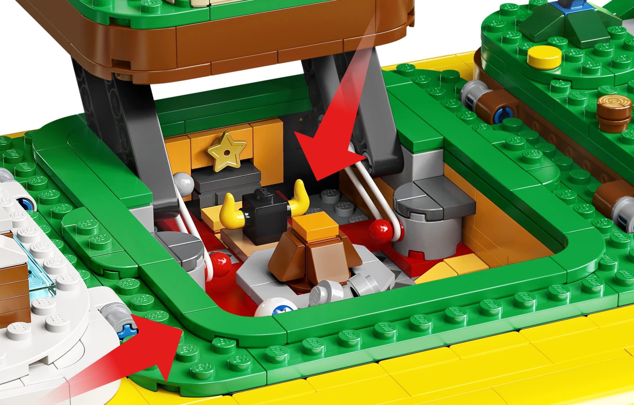 Nuove parti LEGO 71395 02