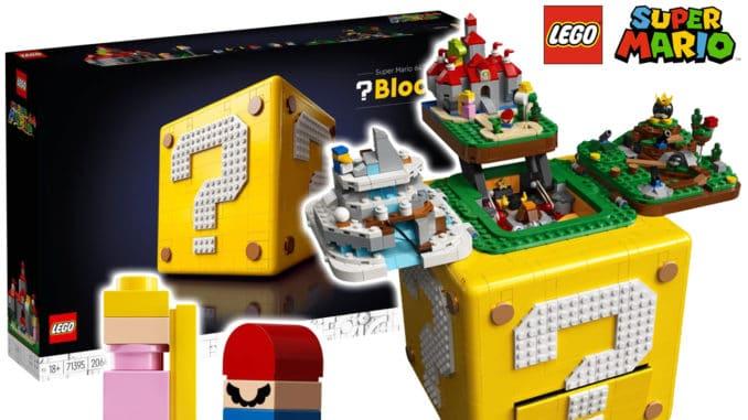 01. Foto di copertina LEGO 71395