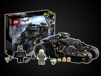 LEGO 76239 Batmobile Tumbler Scarecrow Showdown
