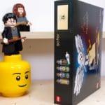 LEGO 76391 Hogwarts Icons Review Karton Oben