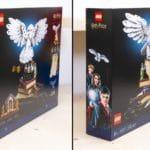 LEGO 76391 Hogwarts Icons Review Karton Seitenansichten