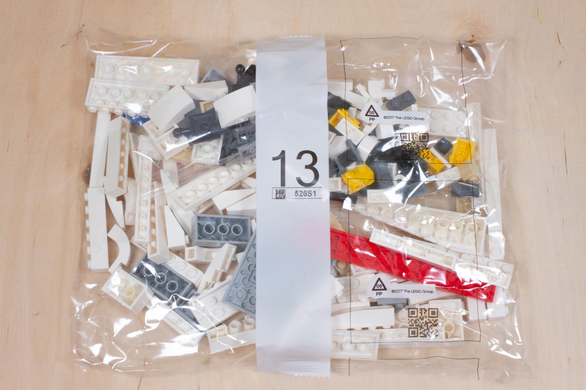 LEGO 76391 Hogwarts Icons Review Unboxing 2 Schritt 13