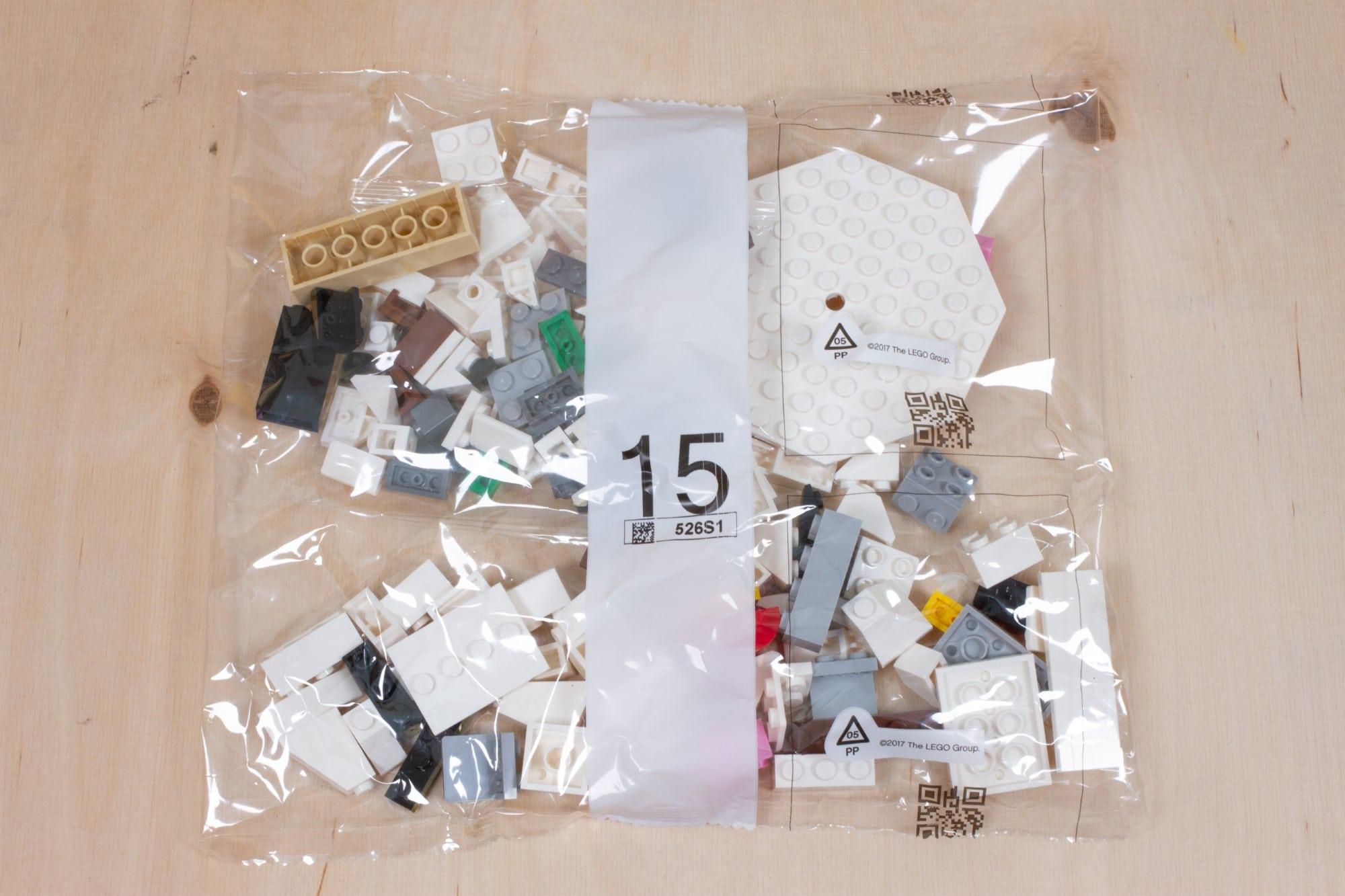 LEGO 76391 Hogwarts Icons Review Unboxing 2 Schritt 15