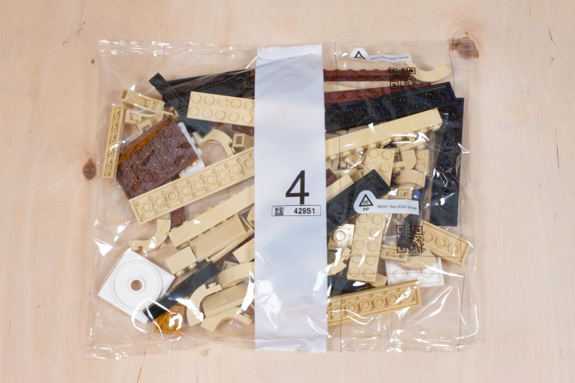 LEGO 76391 Hogwarts Icons Review Unboxing 2 Schritt 4