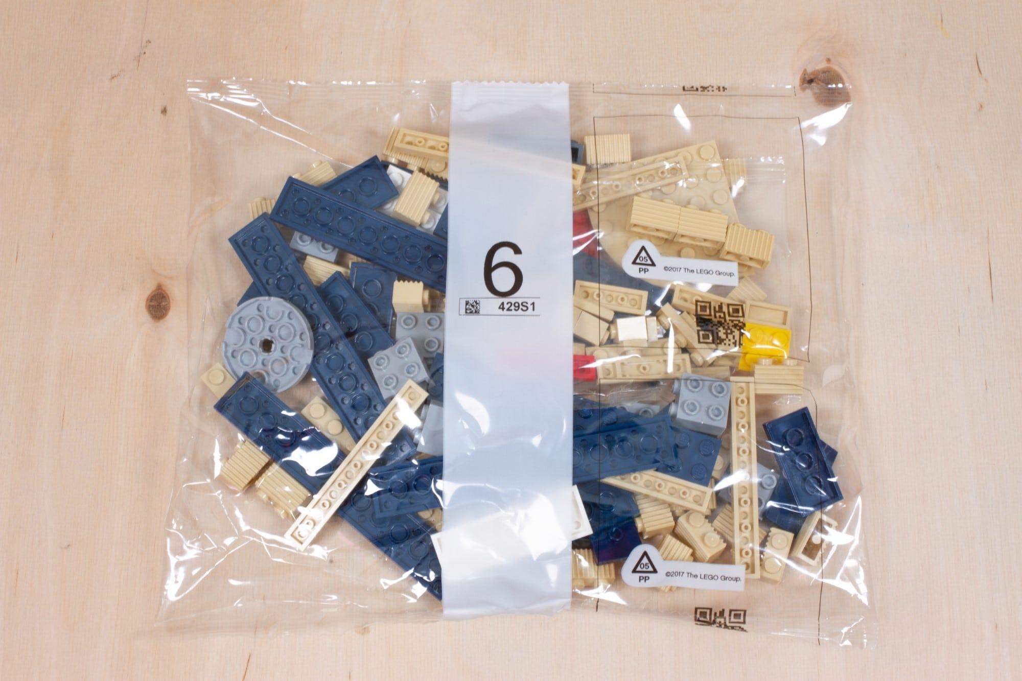 LEGO 76391 Hogwarts Icons Review Unboxing 2 Schritt 6