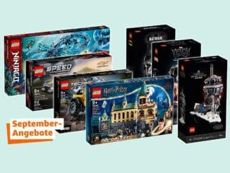 LEGO Amazon September Angebote Update